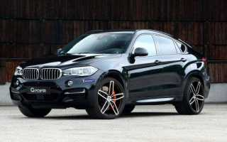 Bmw x6m g power