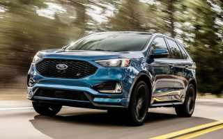 Used 2018 ford edge