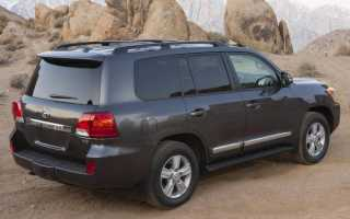 Цены toyota land cruiser 200 в 2014 году